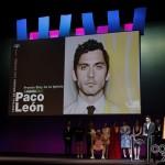 PACO LEÓN DESLUMBRA EN EL FESTIVAL DE CINE DE MÁLAGA RECIBIENDO EL PRIMER PREMIO PÓSTUMO EN VIDA