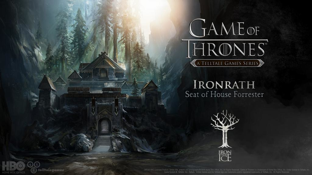 "GAME OF THRONES A TELLTALE GAMES: AVENTURAS GRÁFICAS DE ""SERIE"""