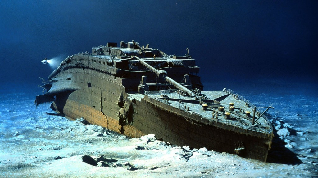 10 CURIOSIDADES SOBRE EL HUNDIMIENTO DEL TITANIC