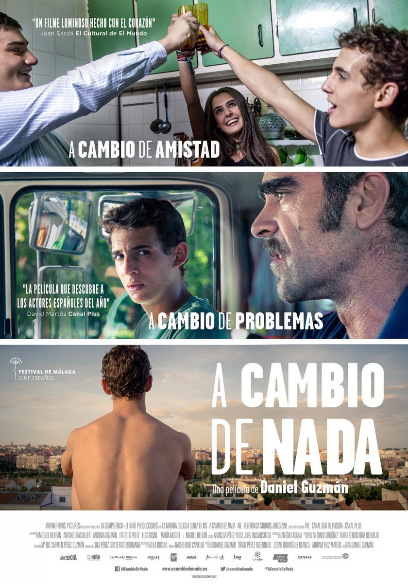 """ENTREVISTA: DANIEL GUZMÁN (""""A CAMBIO DE NADA"""")"""