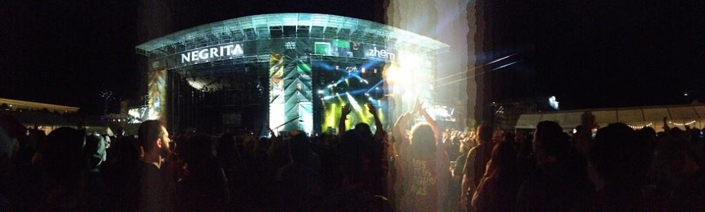 CRÓNICA FESTIVAL VIÑA ROCK 2015