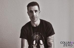 Una entrevista de Samuel López para ColumnaZero. (Fotografías: Víctor Marfil)