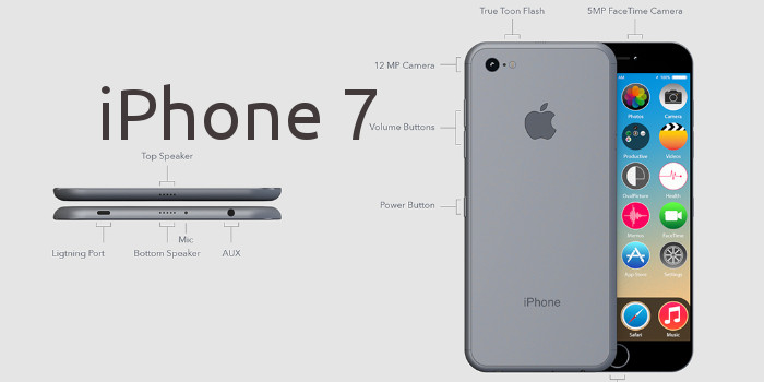 IPHONE 7: RUMORES Y CARACTERÍSTICAS