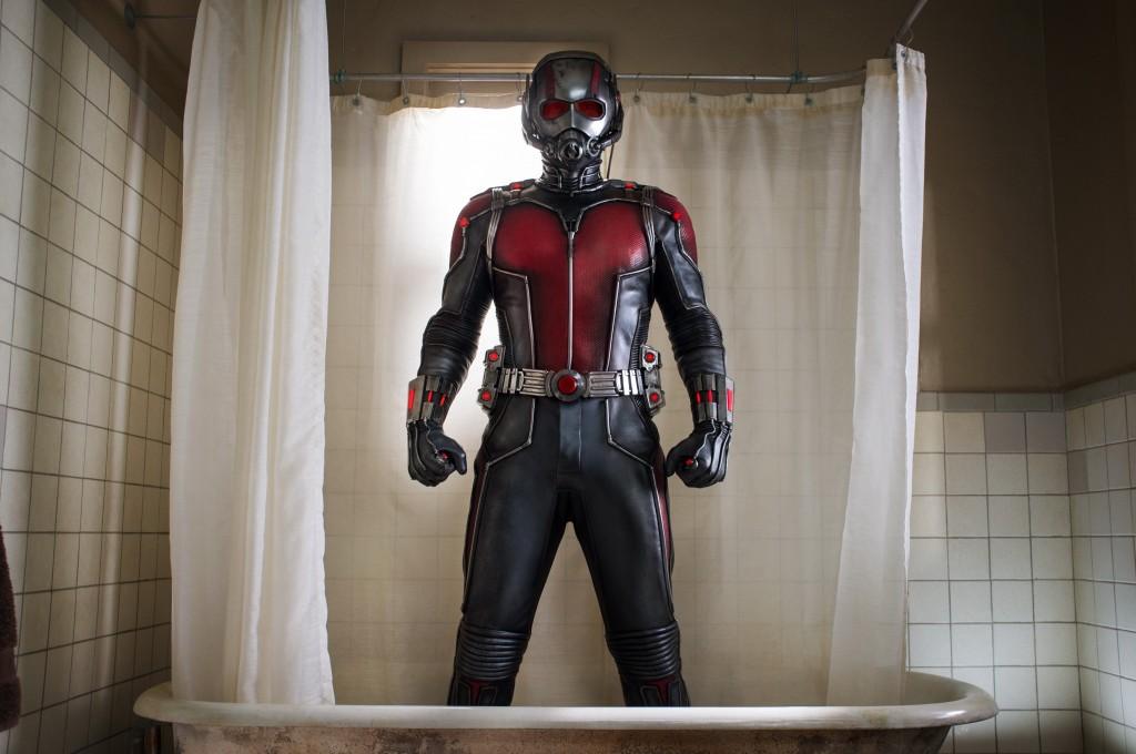 CRÍTICA CINE: ANT-MAN