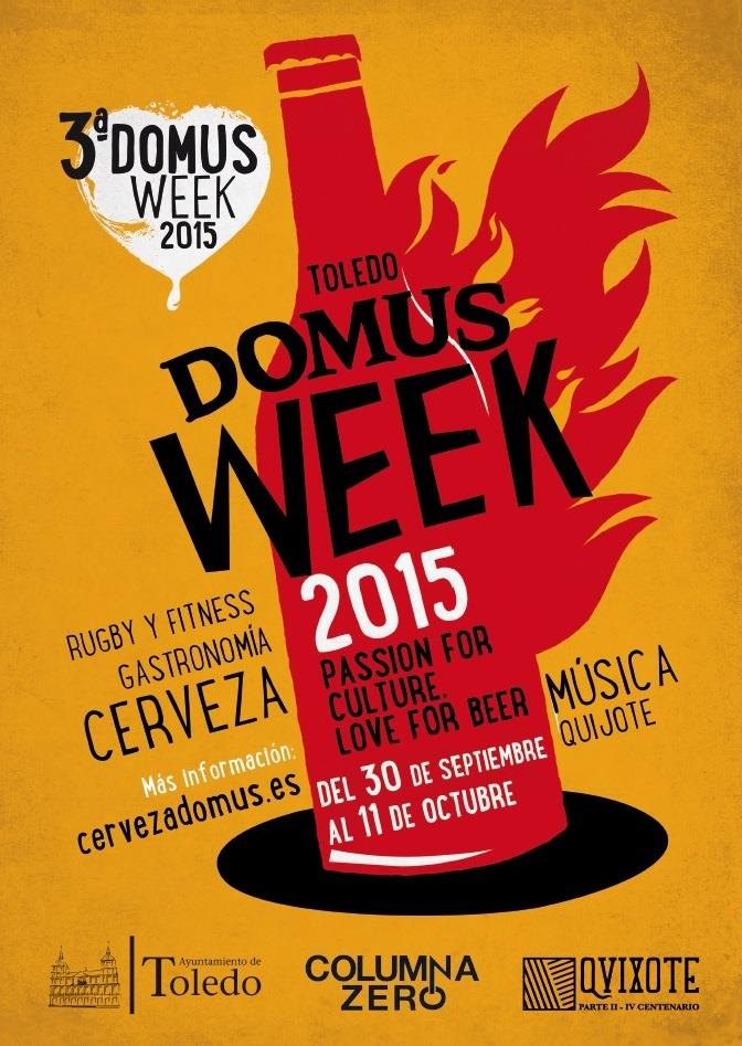 TOLEDO CELEBRA LA DOMUS WEEK 2015
