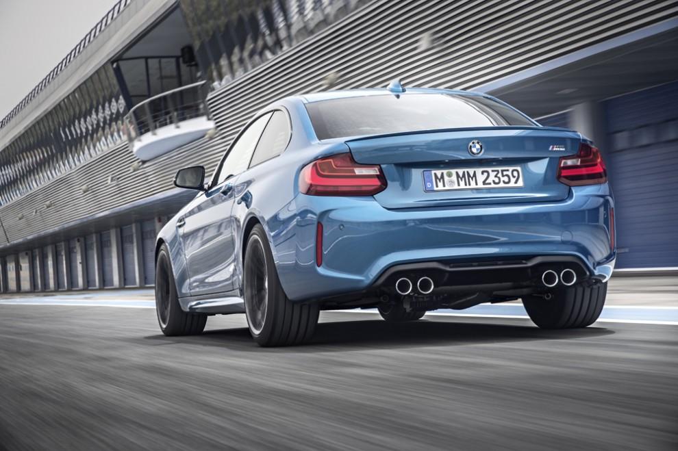 BMW M2: UN JUGUETE CON 370 CABALLOS DE POTENCIA