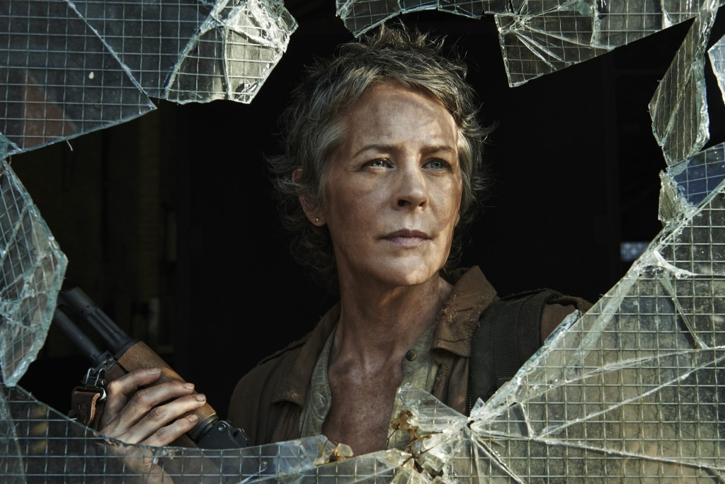 EL PERSONAJE INMORTAL DE THE WALKING DEAD
