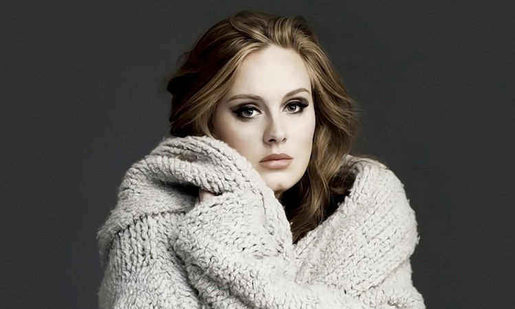 HELLO AGAIN, ADELE