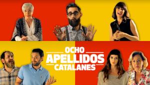 CRÍTICA CINE: 8 APELLIDOS CATALANES