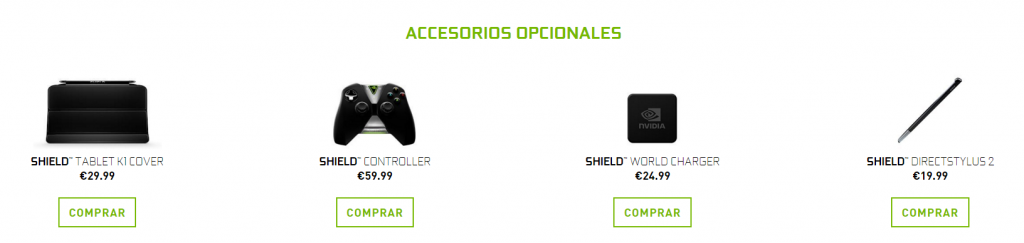 NVIDIA SHIELD TABLET K1: LA TABLET DE LOS GAMERS