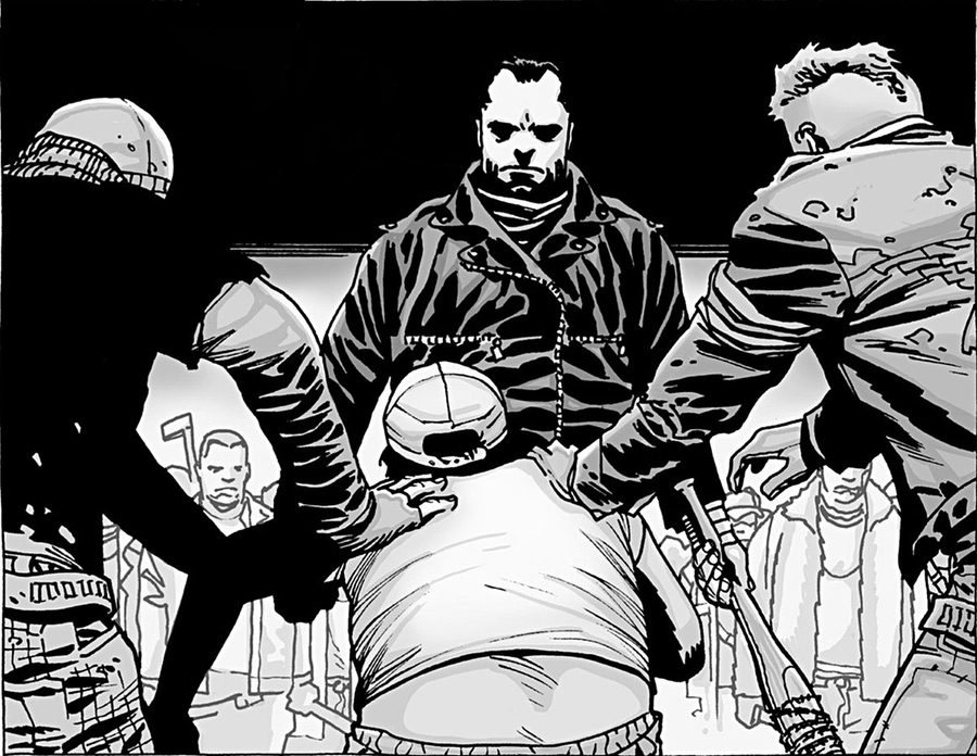 NEGAN: EL NUEVO VILLANO DE THE WALKING DEAD