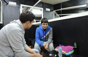 Una entrevista de Pablo Cañeque para ColumnaZero.