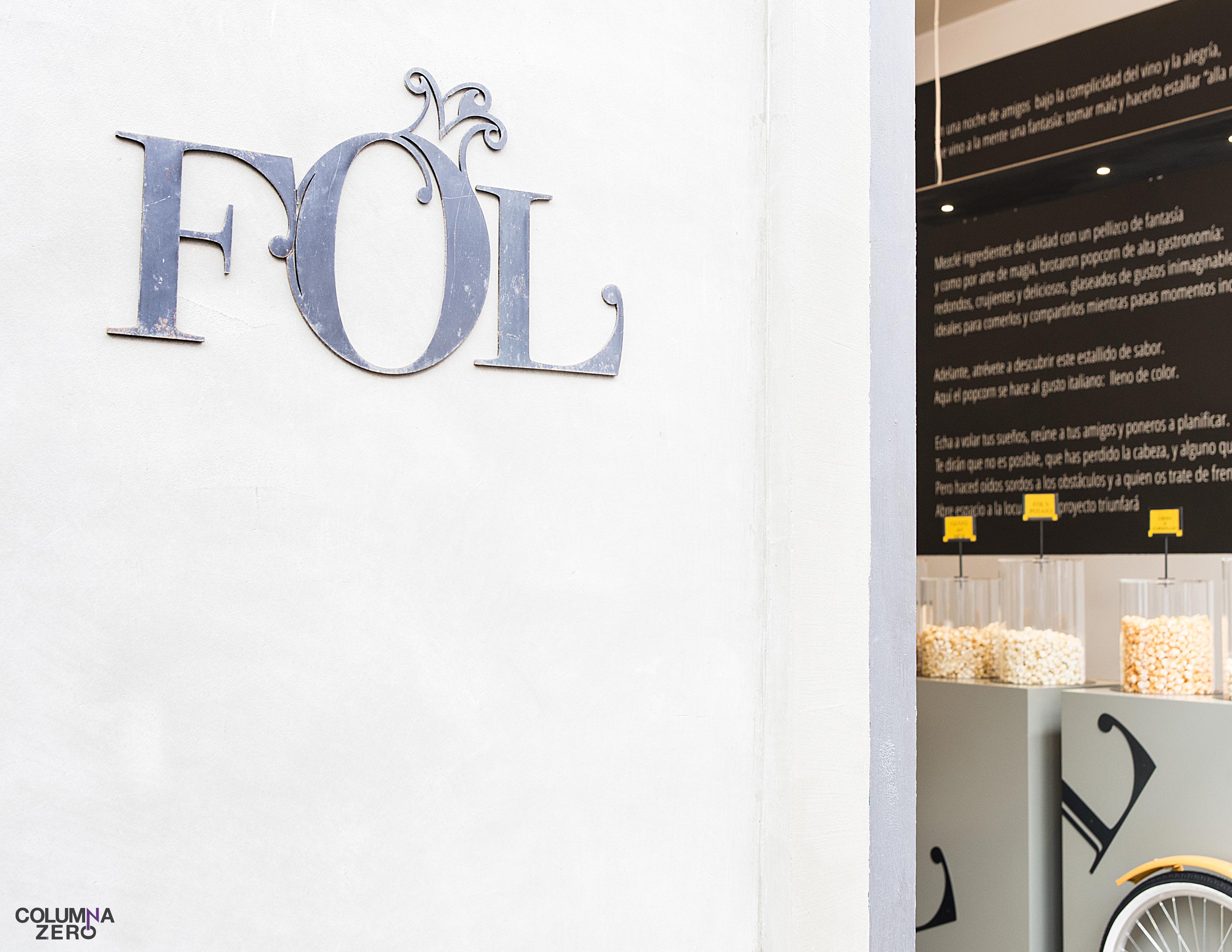 FOL: LAS POPCORN GOURMET DE MADRID