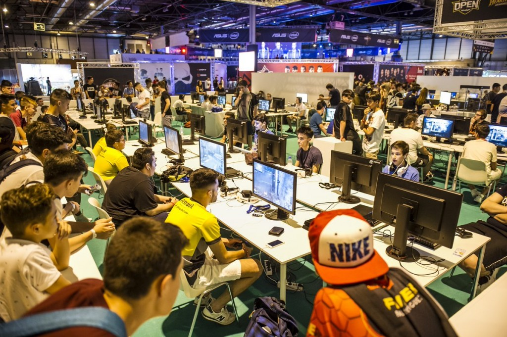 GAMERGY 5: LA COMPETICIÓN DE ALTO NIVEL