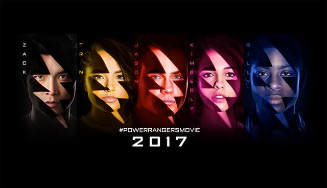 Resultado de imagen para power rangers 2017