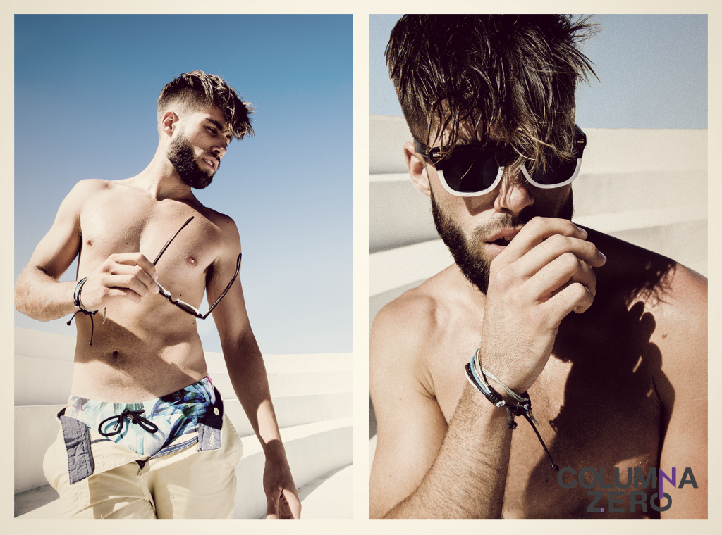 EDITORIAL: WOLFNOIR Y HOLAS BEACHWEAR