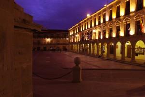 Plaza Mayor, fachada del Ayuntamiento