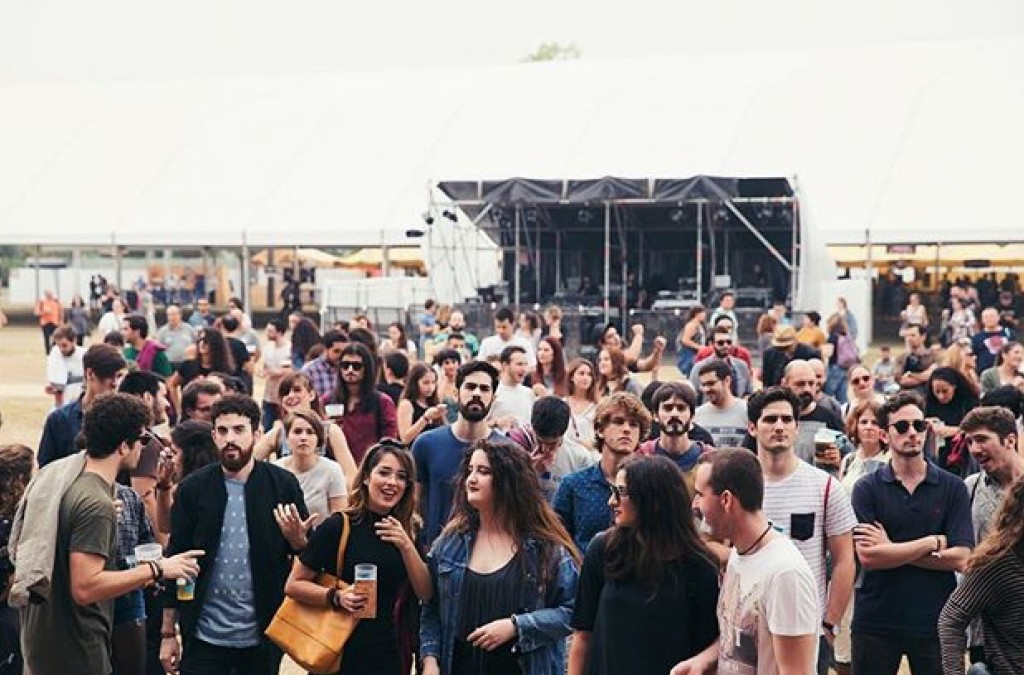 CRÓNICA: FESTIVAL INTERESTELAR 2016