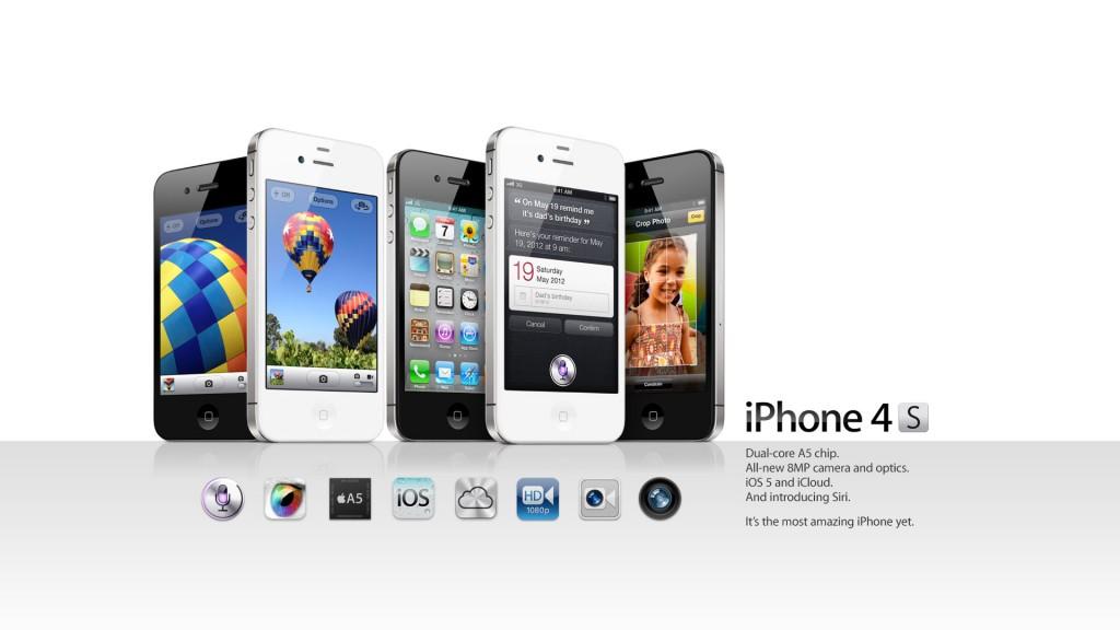 IPHONE, UN PASEO POR 6 GENERACIONES