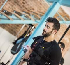 Un reto de ColumnaZero Fitness con Giuseppe Di Bella