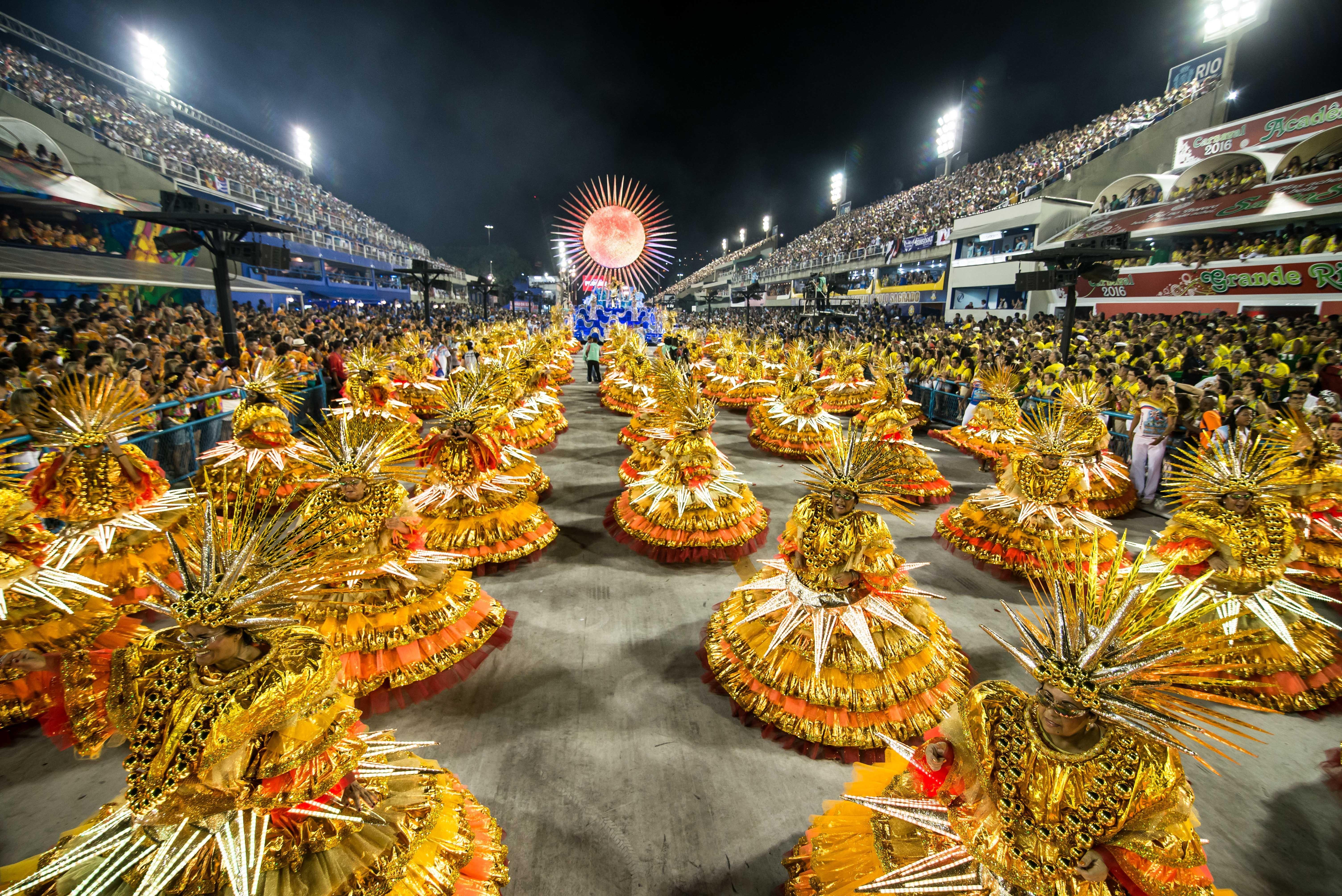 1. Carnaval de Tenerife, España