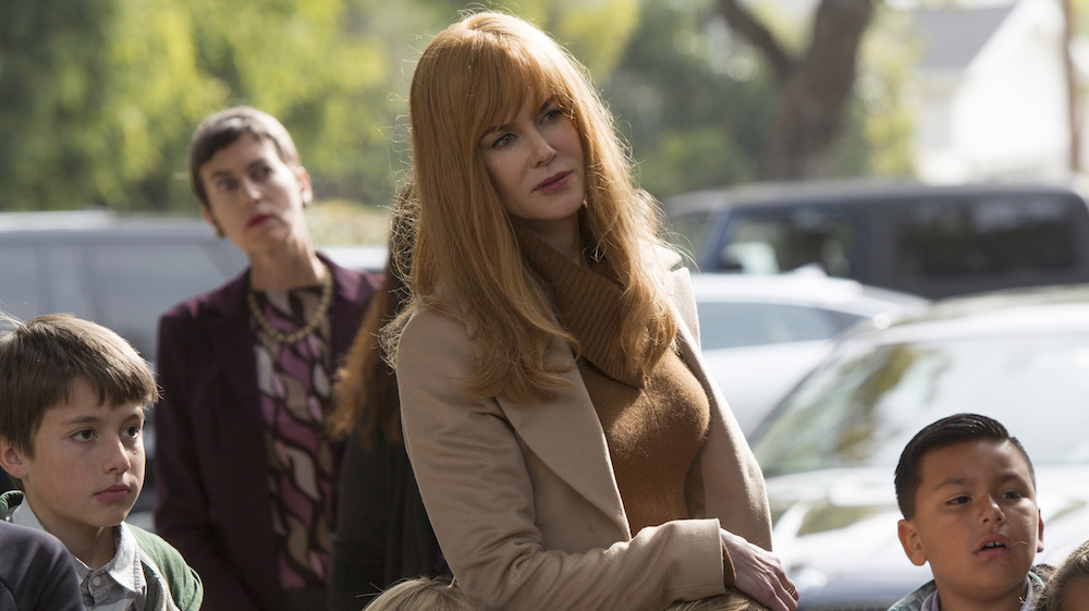 BIG LITTLE LIES, UNA VIDA PERFECTA ES UNA MENTIRA PERFECTA