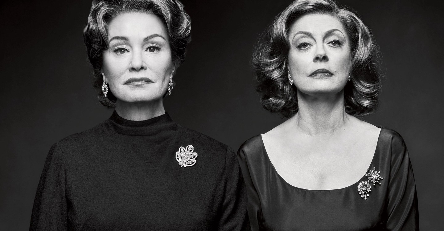 FEUD: BETTE Y JOAN, ENEMIGAS MUY ÍNTIMAS