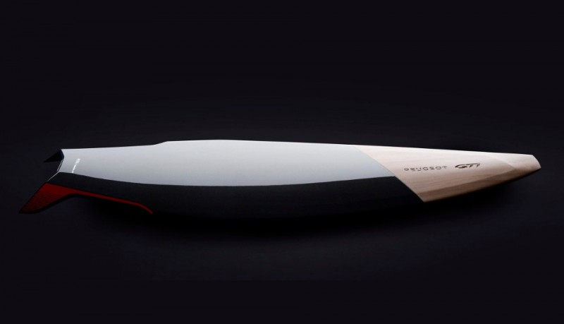 LA NUEVA TABLA DE SURF GTI