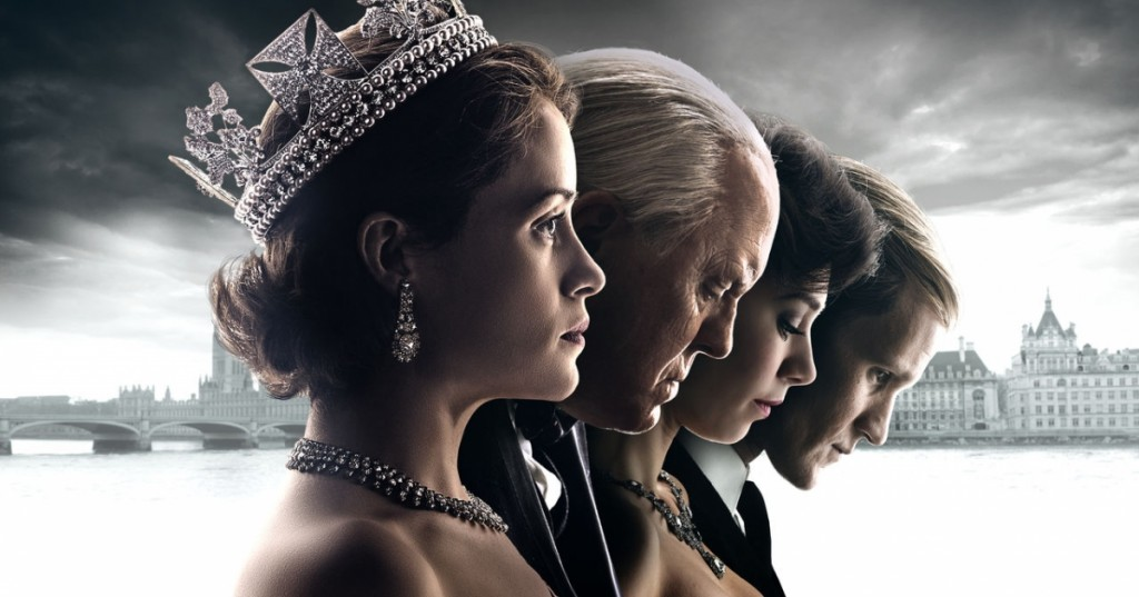 THE CROWN, GOD SAVE THE QUEEN