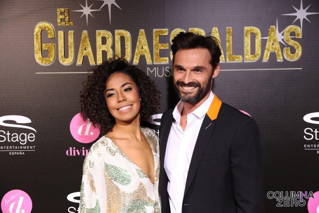 PHOTOCALL: ESTRENO DEL MUSICAL EL GUARDAESPALDAS